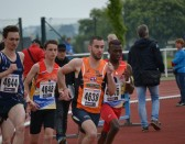 Rentrée d'enfer sur 800m pour Benjamin HERRIAU au MEETING National d'ARGENTAN !