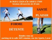 Programme de la section Marche Nordique le 8 septembre !!!!