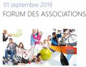 Forum des Associations – Dimanche 1er Septembre de