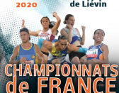 Chpt de France Elite Indoor à Liévin : Sounkamba VICE CHAMPIONNE de FRANCE en 54″05 sur 400m